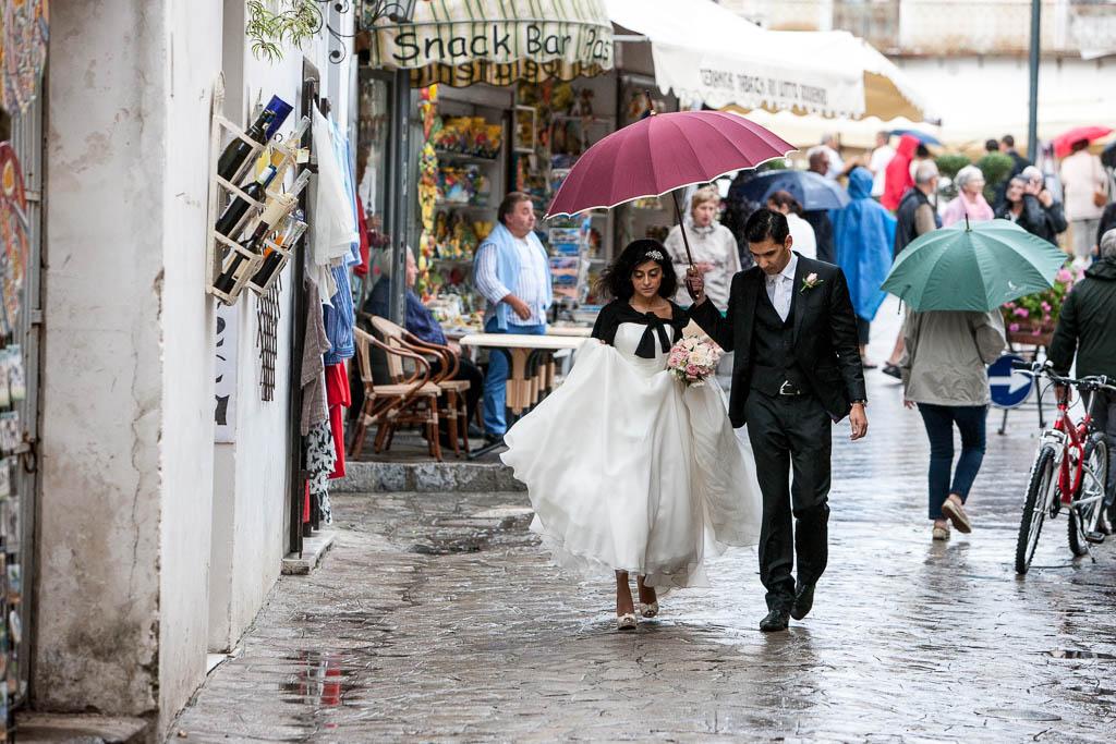 Amalfi Wedding Photographer - Karolyn & Chris
