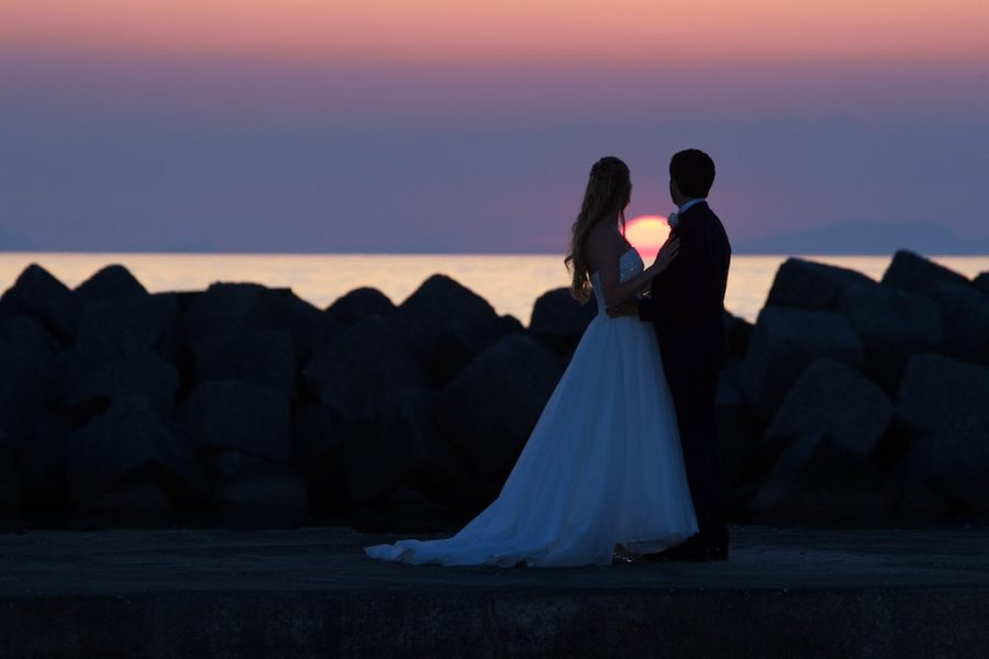 Cilento Wedding Photographer - Silke & Antonio