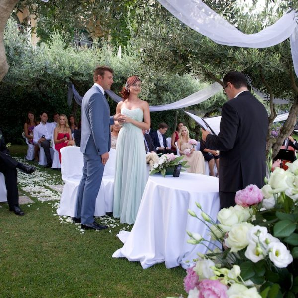 Fotografo di Matrimonio in Italia - Daisy & Jean Paul