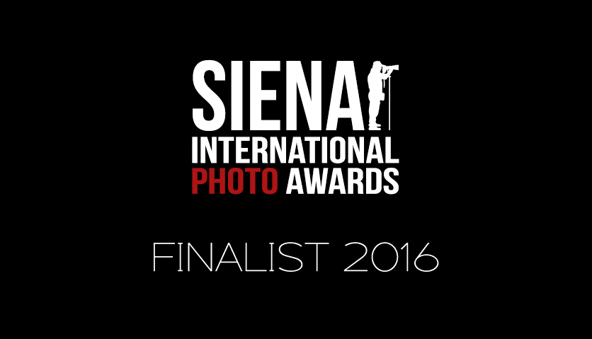 Finalista al Siena International Photo Awards