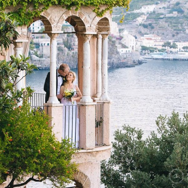 Wedding Photographer in Amalfi Coast - Orlaigh & Alan