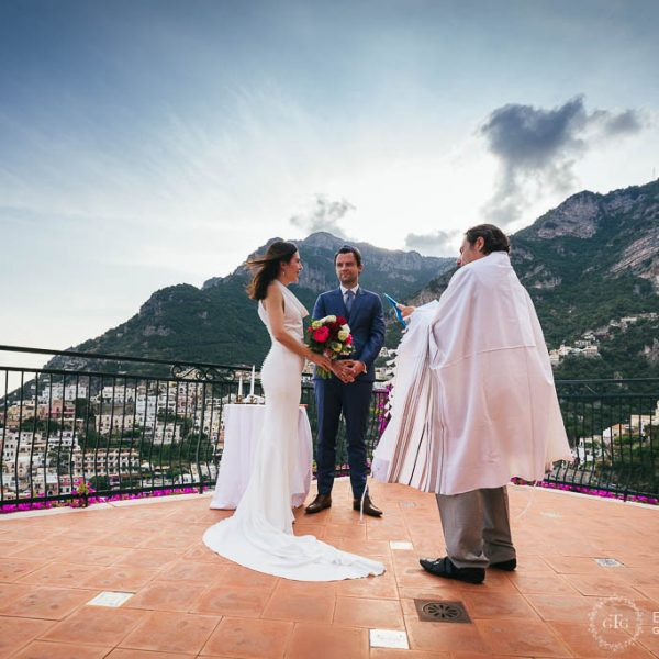 Positano Wedding Photographer - Adrienne & Sebastian