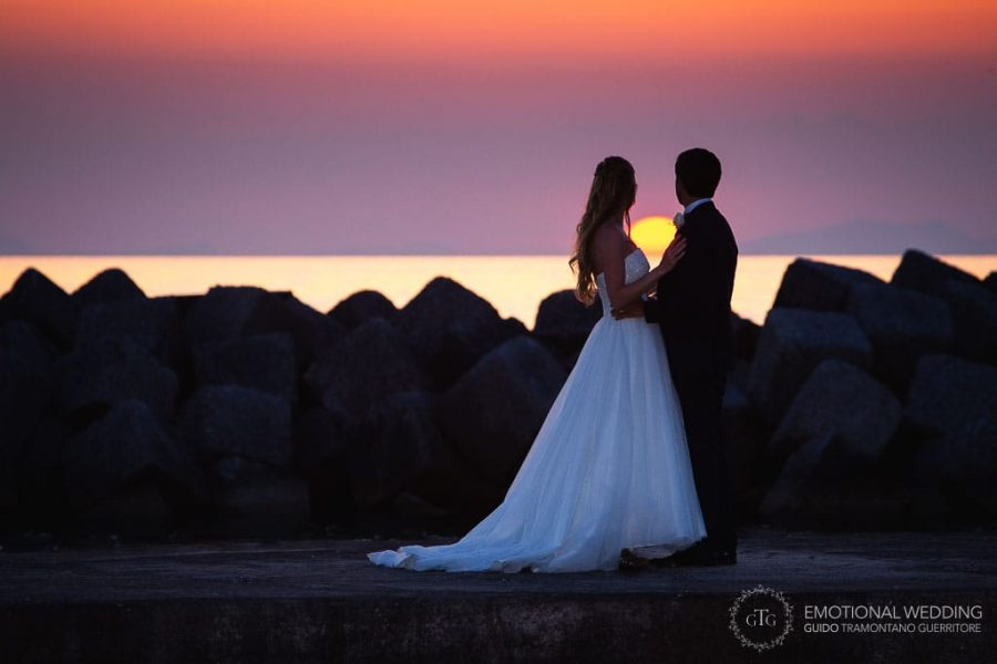 Wedding Photographer in Cilento - Silke & Antonio