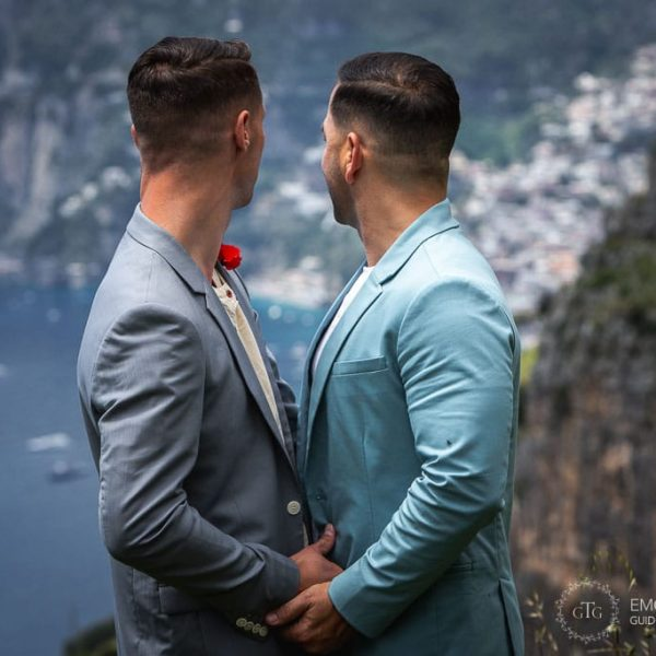 Matrimonio Gay - James & Charles