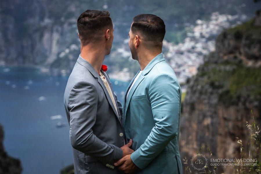 Matrimonio Gay - James & Charles