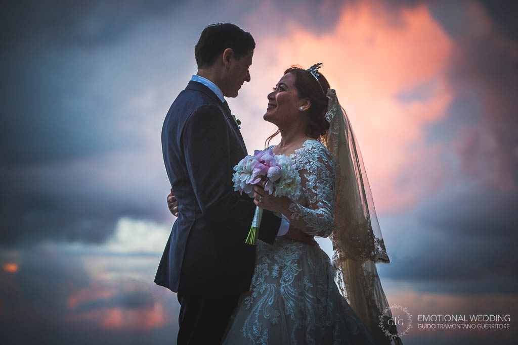 Amalfi Wedding Photography - Carissa & Alfredo
