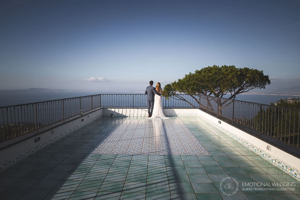 Sorrento Wedding Photographer - Arianna & Trevor