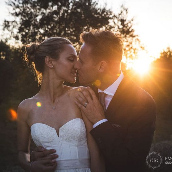 Tuscany Wedding Photographer - Sophia & Mats